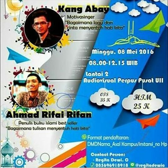"Workshop ""Dakwah by Media Digital"""